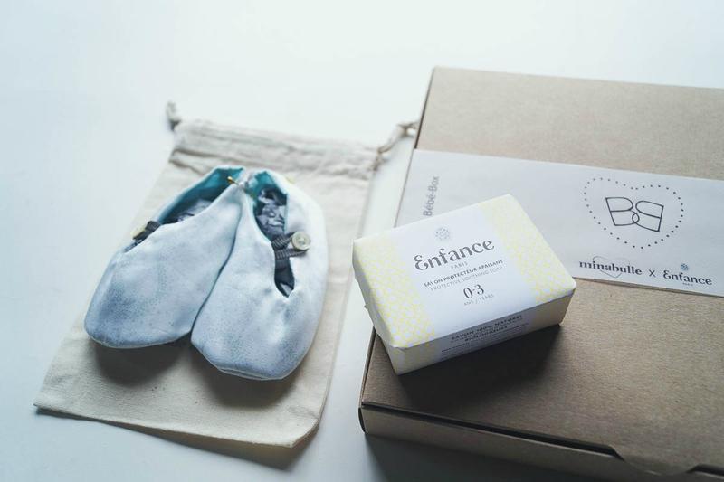 collaboration Enfance Paris x Minabulle