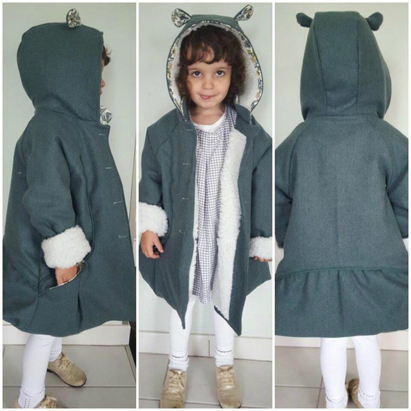 Vos photos livre de patrons Vêtements pour enfants par Minabulle