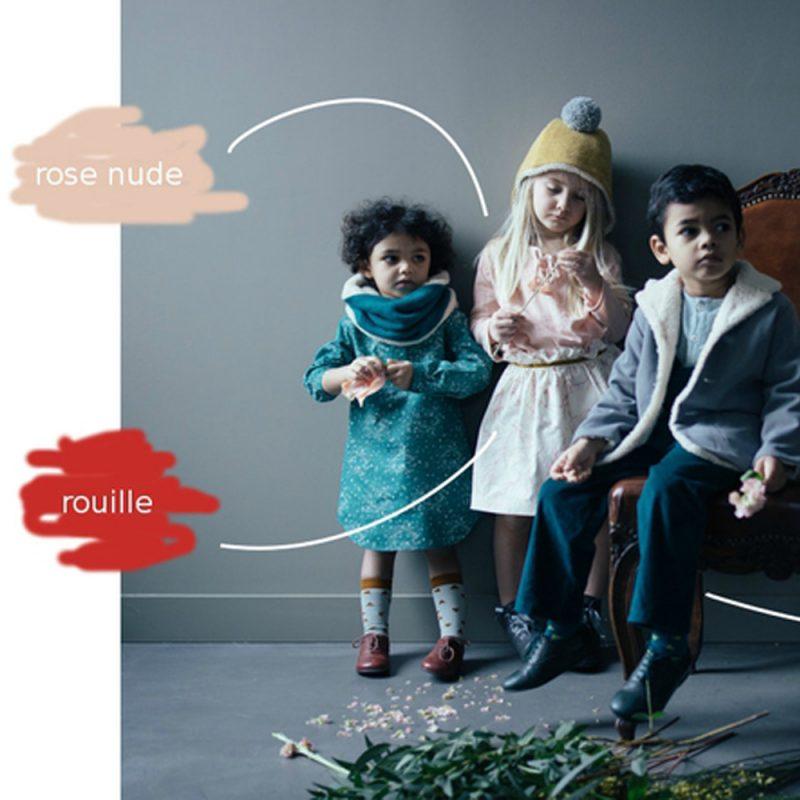 Guide pour une garde robe minimaliste mais coordonnée