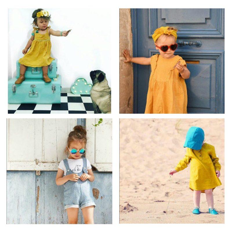Vos photos avec les vêtements minabulle à la une en aout 2016