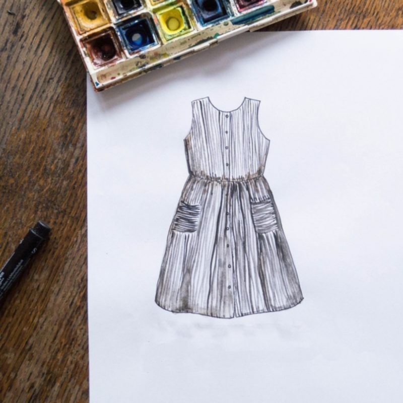 La nouvelle robe Marcelline de Minabulle
