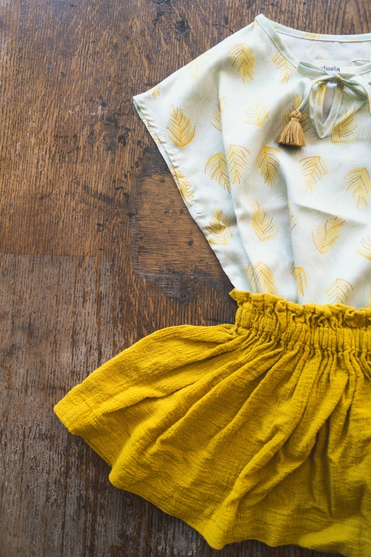 l'essai garde robe minimaliste vu par Minabulle