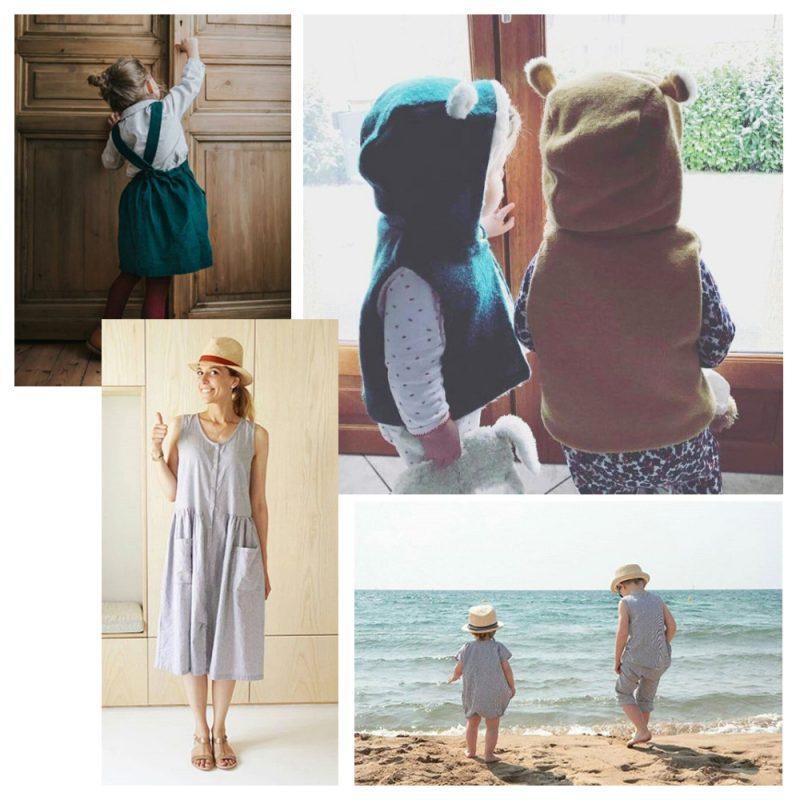 retrospective de vos photos dans les vêtements minabulle a retrouver sur instagram