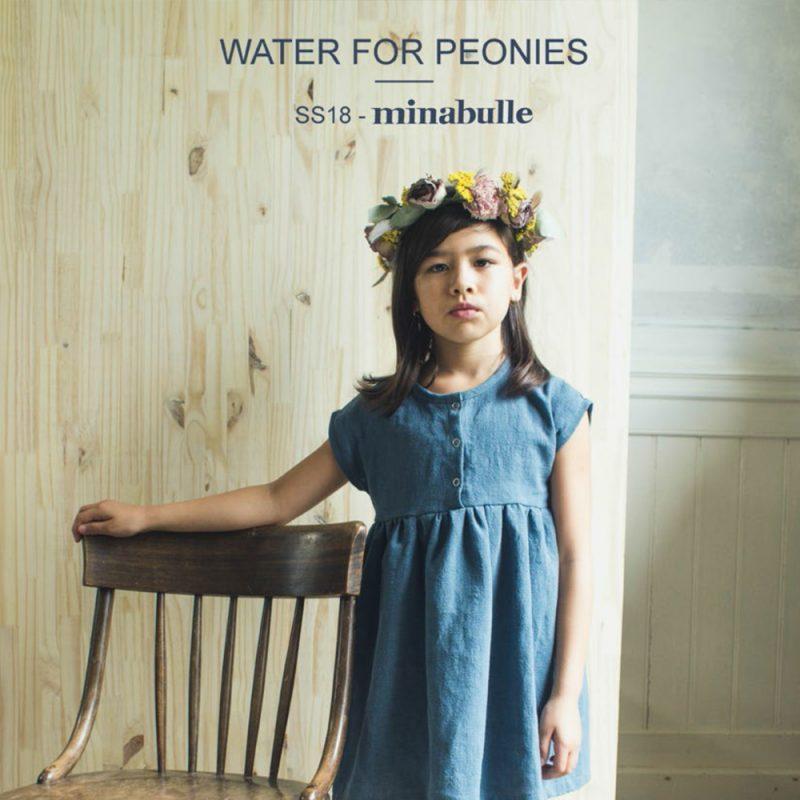 15 choses à savoir sur la collection SS18 Water for Peonies par Minabulle