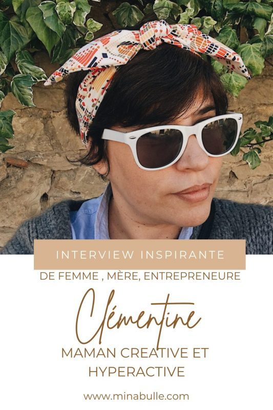 interview clementine marchal