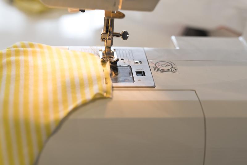 DIY Recyclage : Transformer un tee-shirt en culotte par Minabulle tuto femme enfant couture