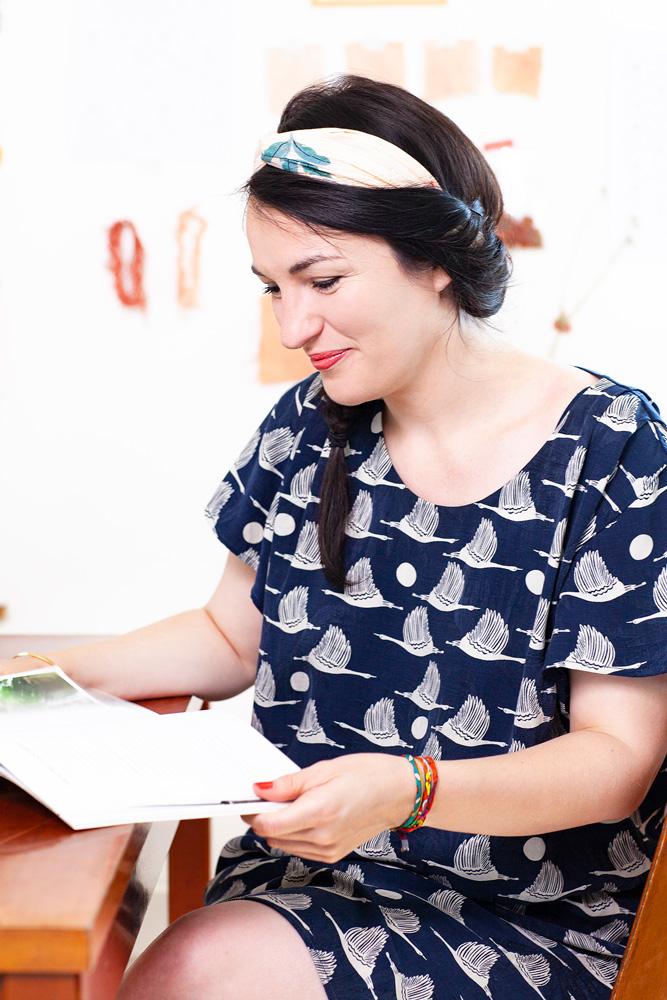 Interview de Nolwen de HELLO NOBO par Minabulle © emma pellet