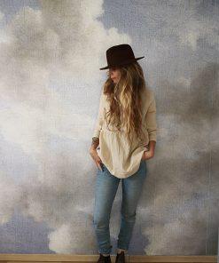 blouse Nora écrue