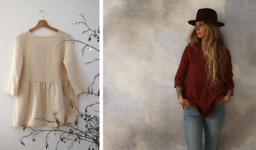 blouse nora