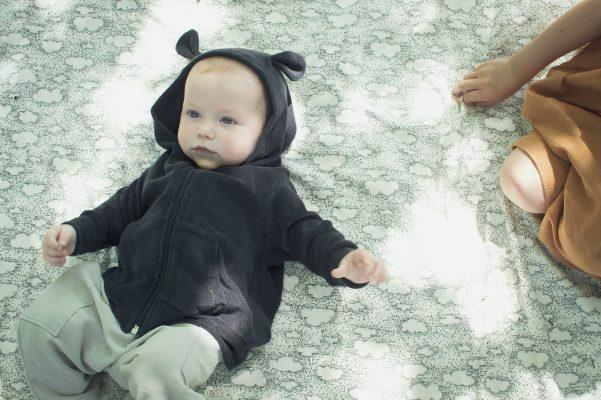 veste soren bébé