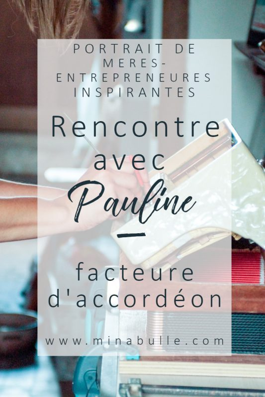 pauline facteure accordeon