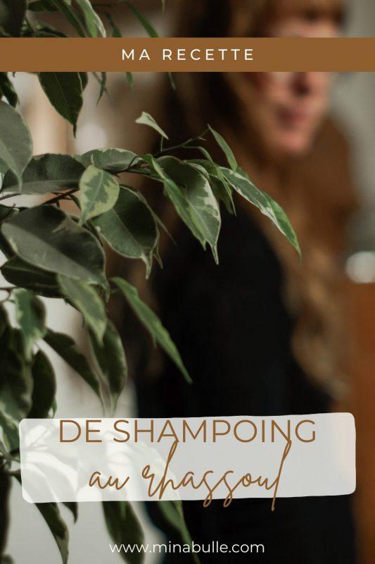 shampoing rhassoul no-poo