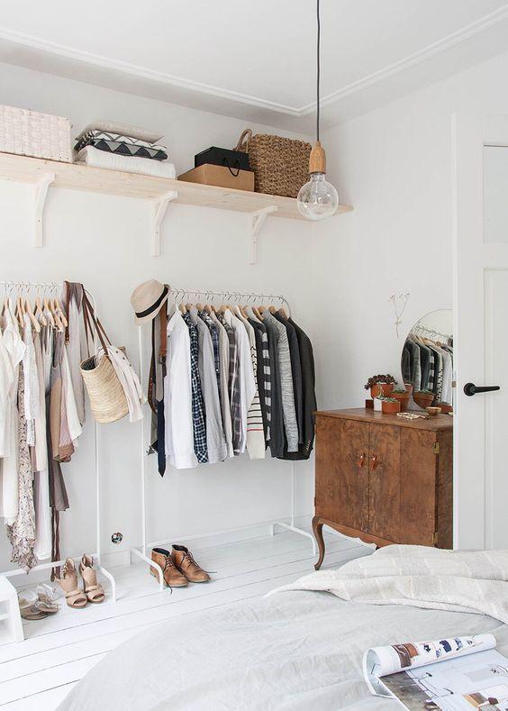 les indispensables d'une garde-robe minimaliste