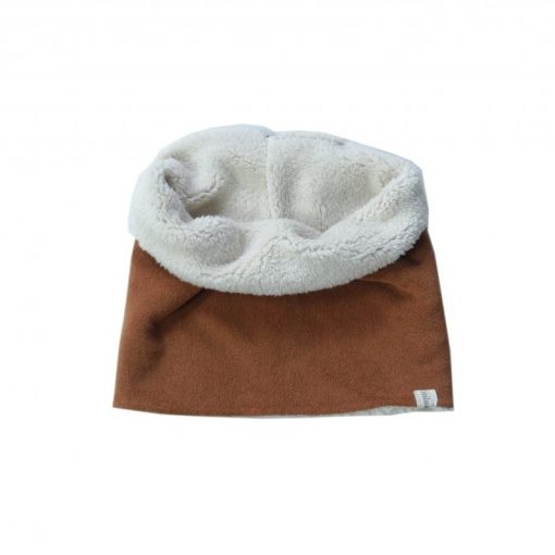 snood cannelle Minabulle