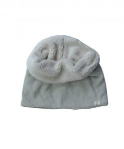 snood gris Minabulle