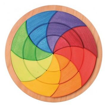 puzzle cercle de goethe grimms