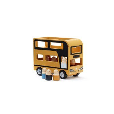 jouets en bois bus kids concept
