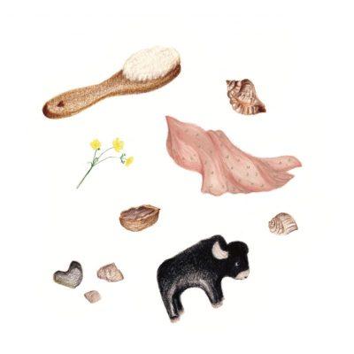 illustrations du livre pour enfant Libre
