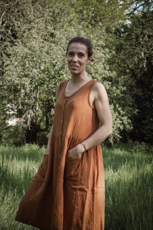 robe Marcelline Minabulle